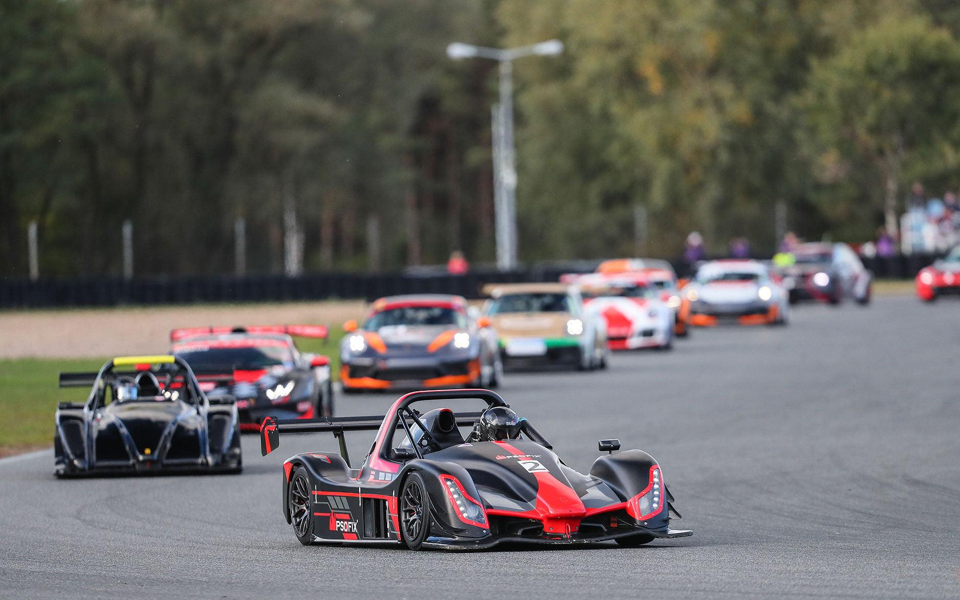 Mistrzowie Polski w wyścigach 2020