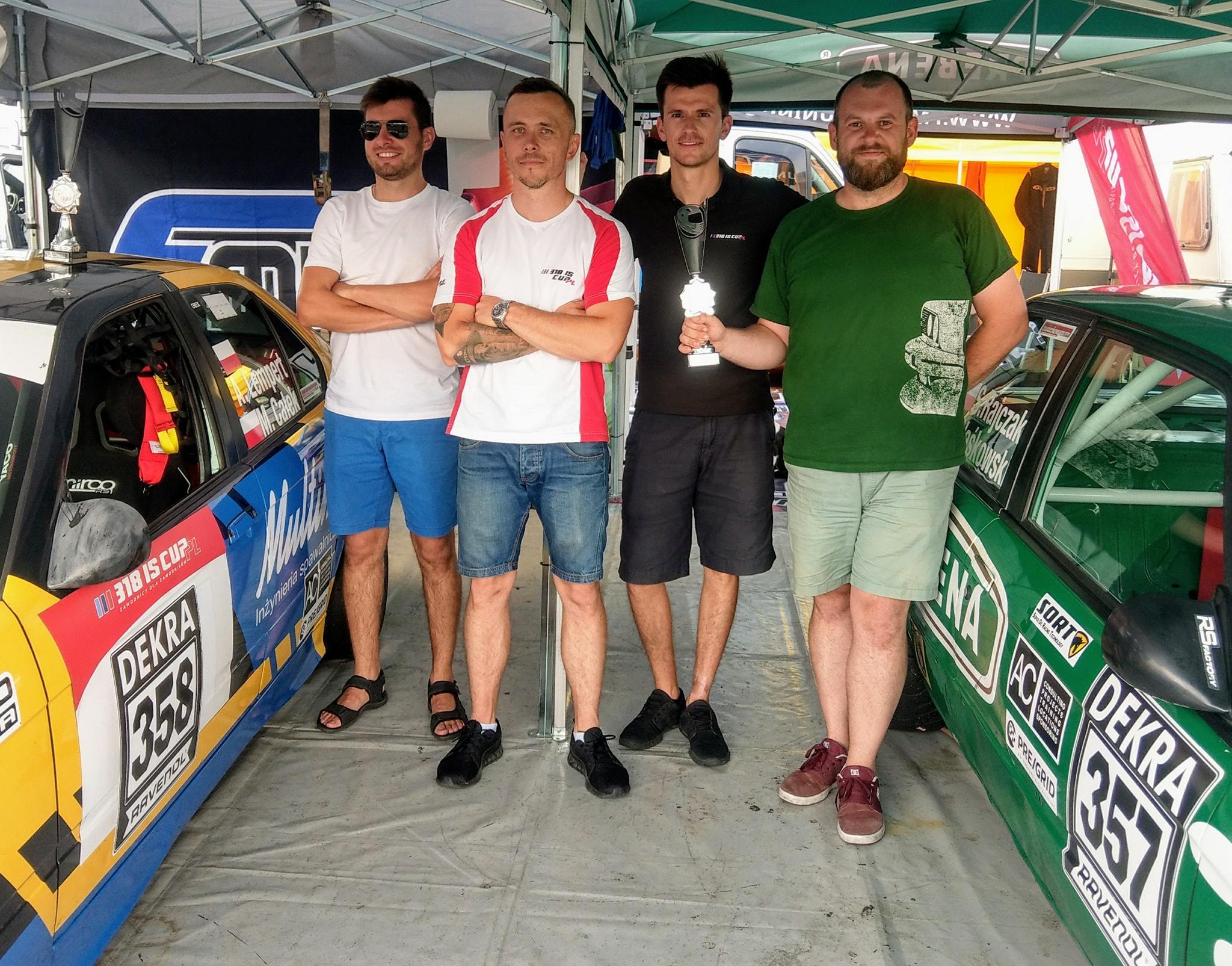 Sukcesy polskich kierowców w Tourenwagen Classic