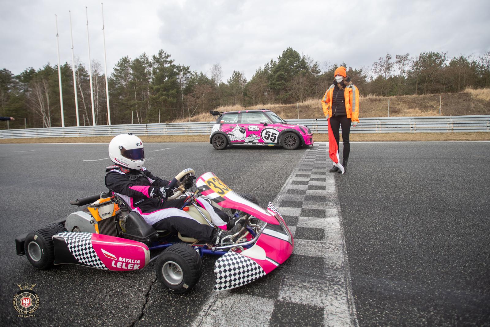 Sezon wyścigowy na Torze Poznań zaczął się od Dnia Kobiet Motorsportu
