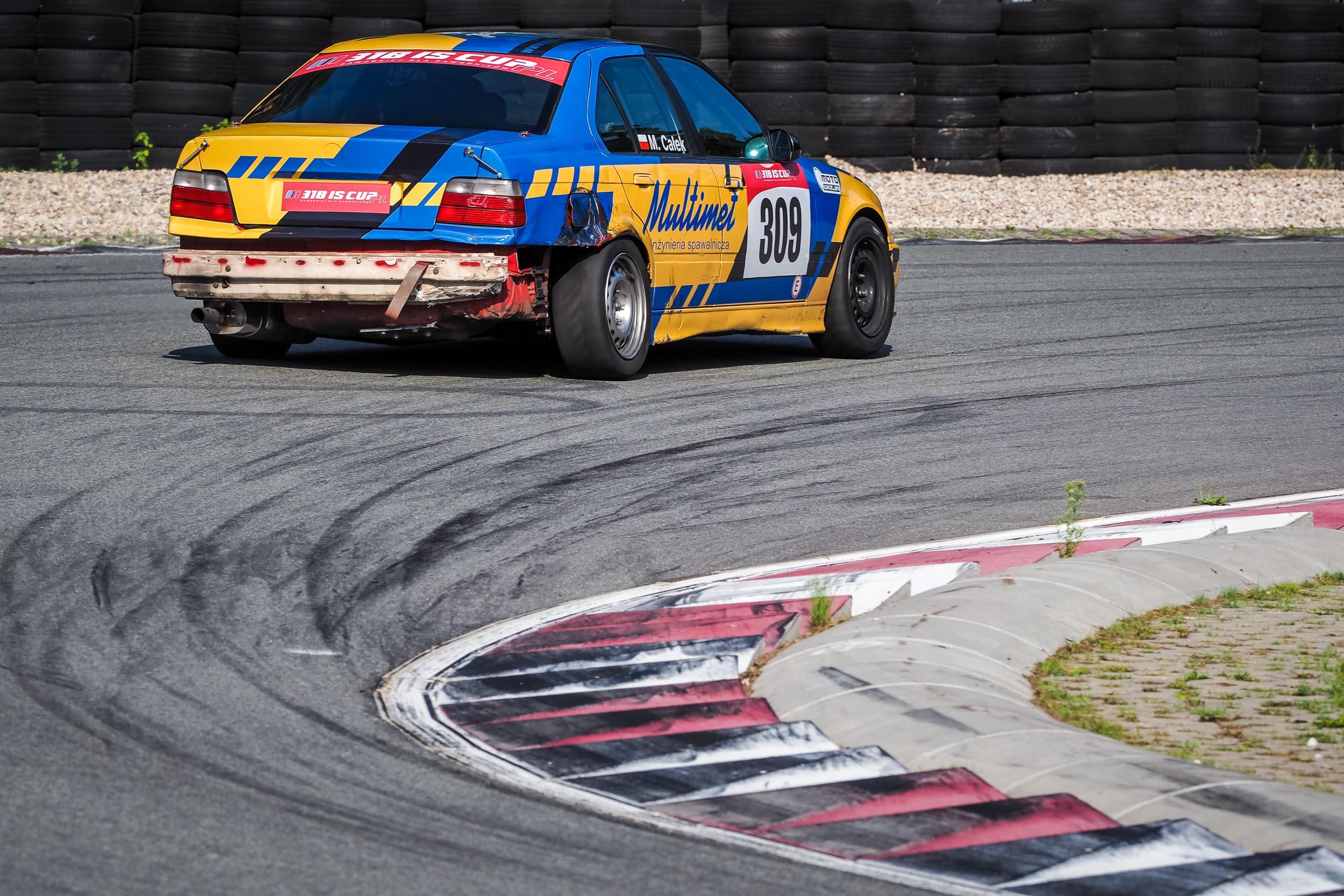 Z WSMP do DTM. Zawodnicy 318IS Cup PL na Lausitzringu