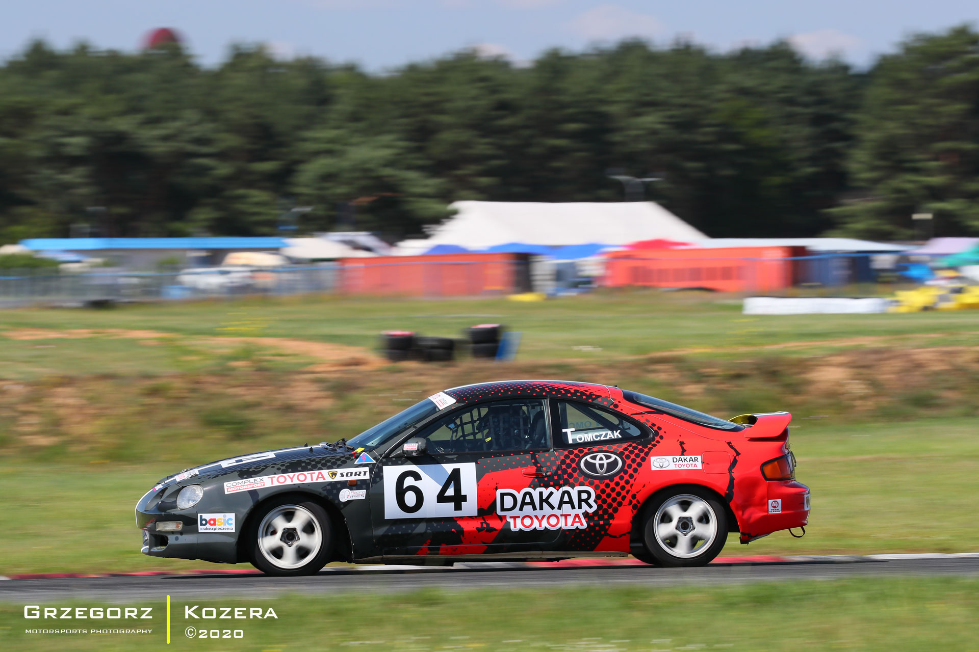Czwartosza drugi raz w Toyota Racing Cup