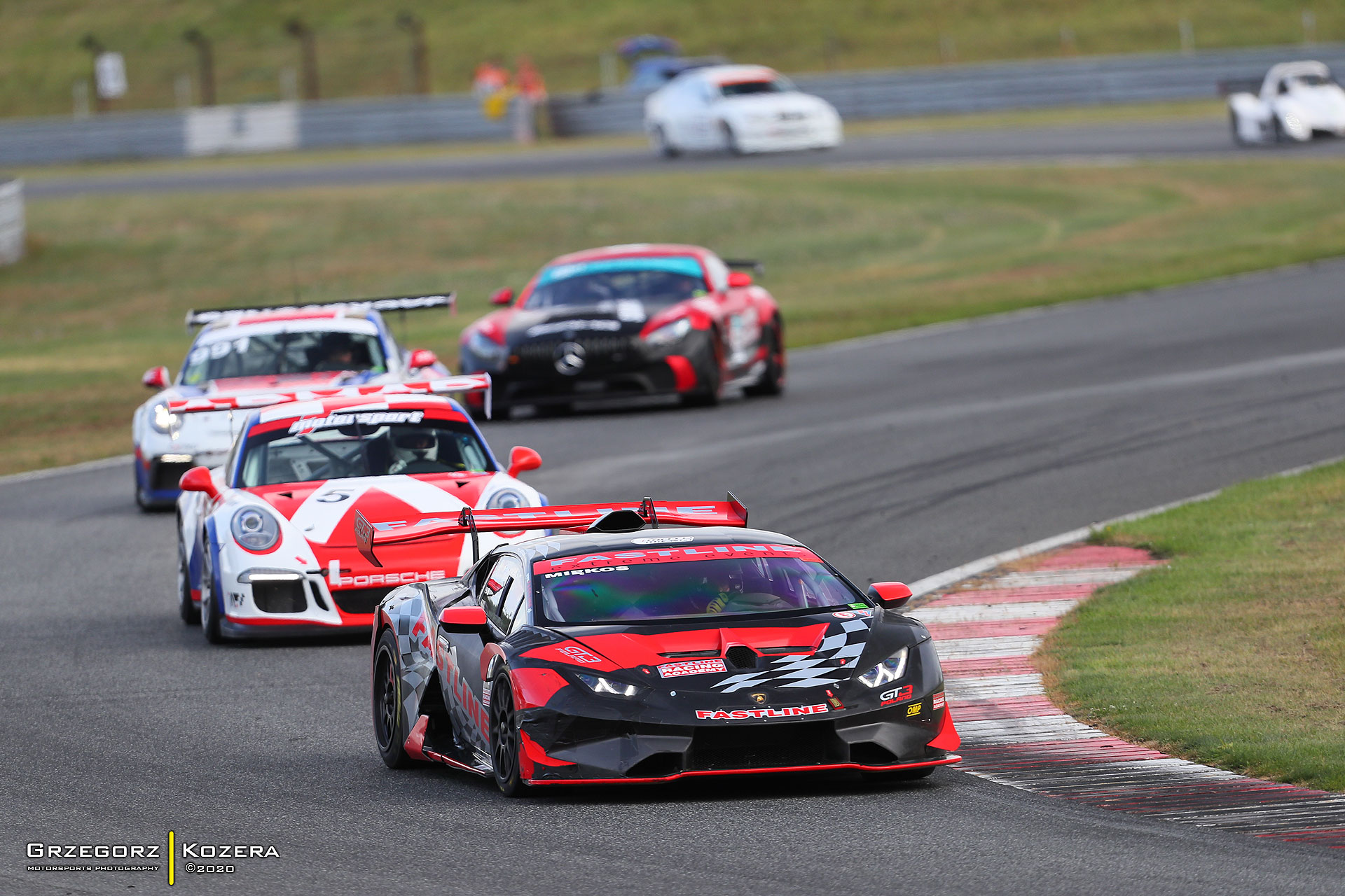 Miekoś zwycięski, emocje w Toyota Racing Cup i Picanto