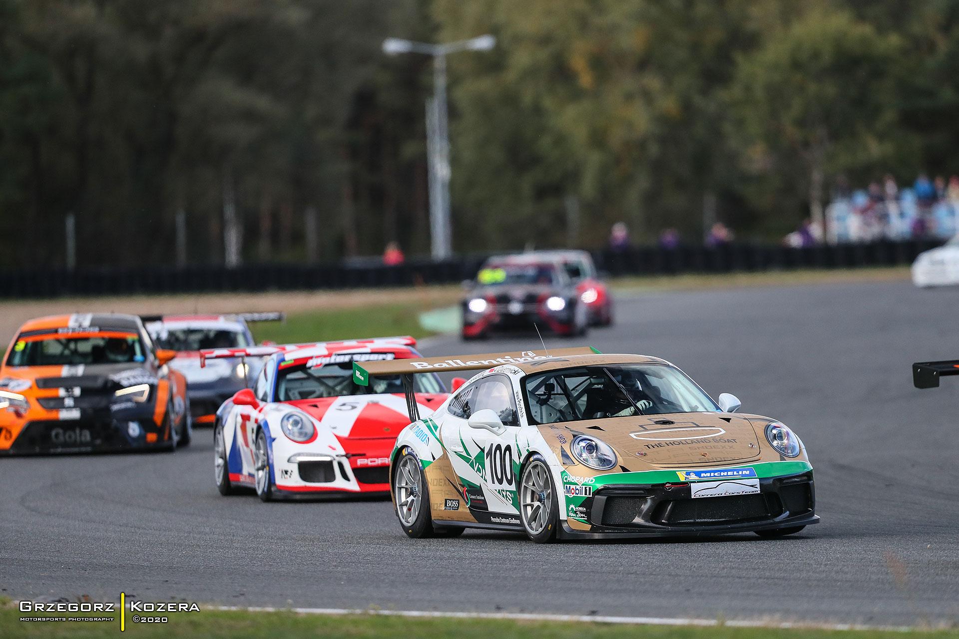 Ponad 180 zgłoszeń do pierwszego weekendu wyścigowego sezonu 2021