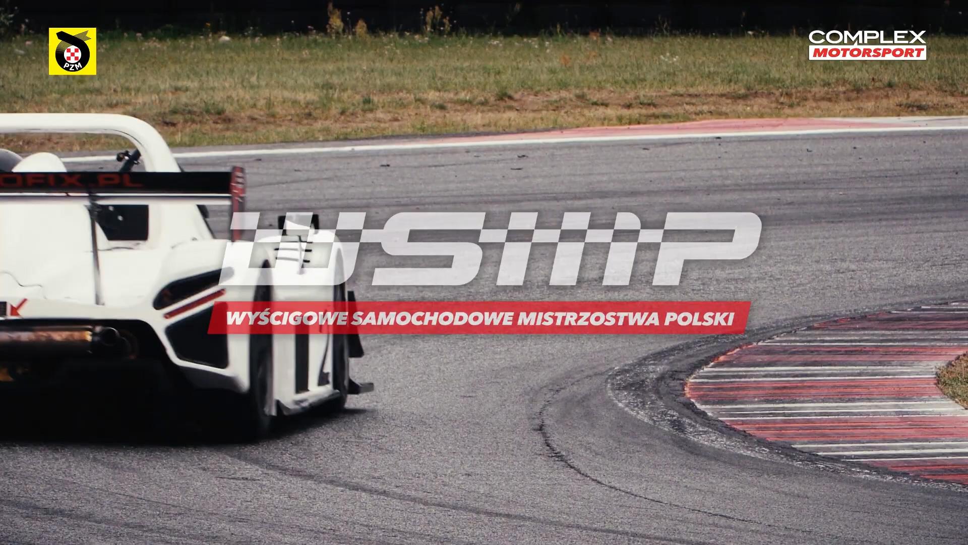 Podsumowanie Wyścigowych Samochodowych Mistrzostw Polski 2020
