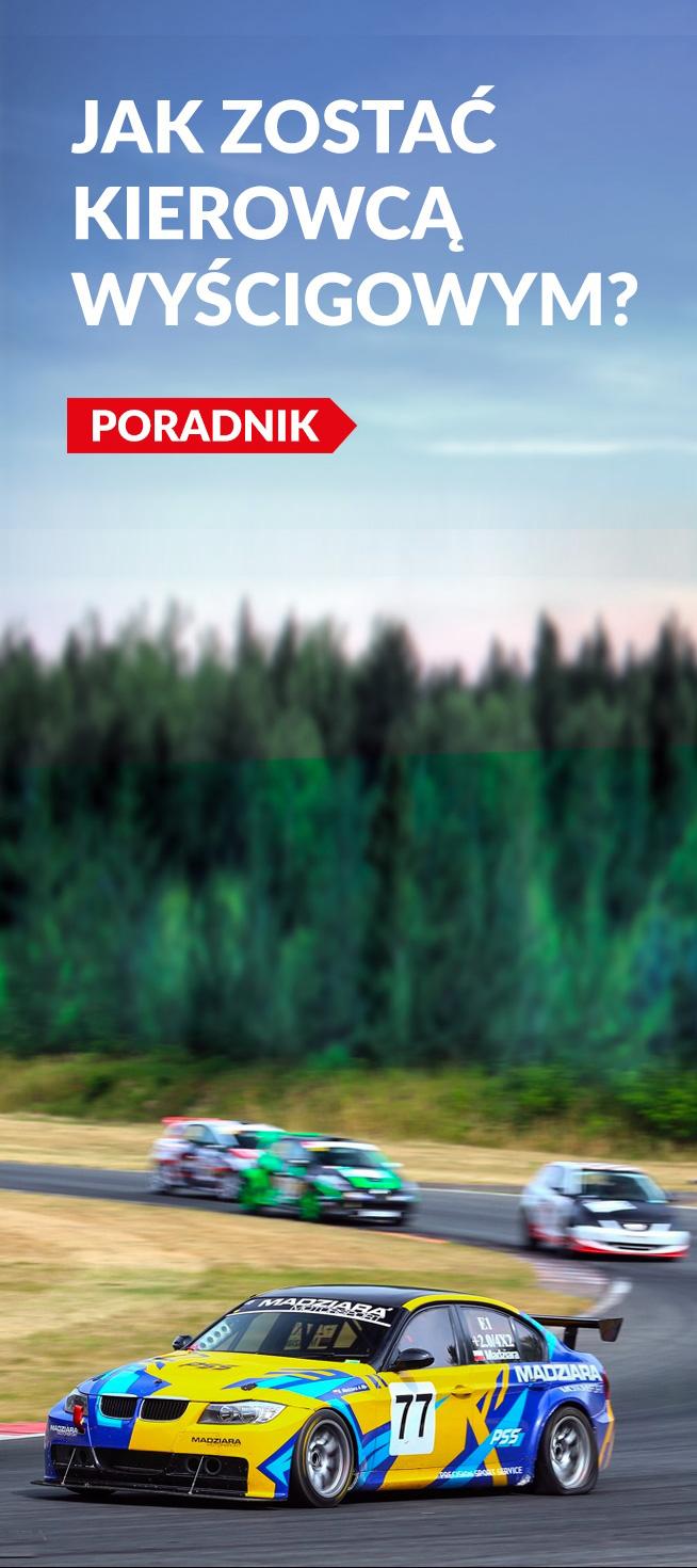 Jak zostać kierowcą wyścigowym